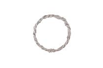 Lianen-Ring, dünn, gedreht