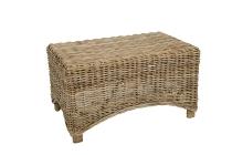 Kuburattan-Tisch, rechteckig