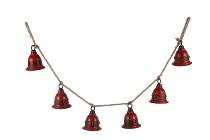 Antikmetall-Glockenkette