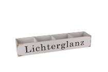 "Antikholz-Kiste, ""Lichterglanz"""