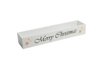 "Holzkiste ""Merry Christmas"""
