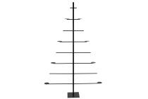 Metall-Friesenbaum mit Kerzenhalter