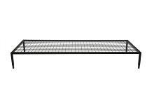 Metall-Gitteraufsatz für Leiterregal