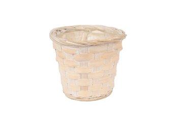 bamboo split cachepot