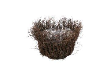 dark grass bowl,round