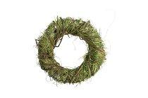 hay/vine wreath