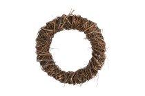 twig wreath,50x10cm