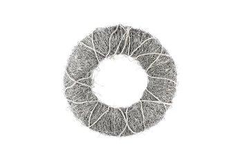 liana/dark grass wreath