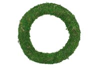 moss wreath,25cm