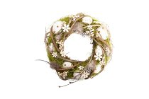 twig/grass wreath
