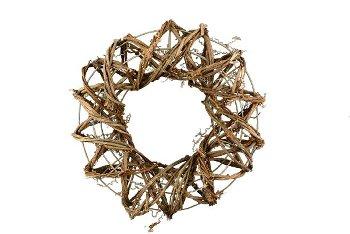 vine cord-wreath, plaited