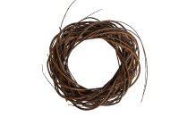 unpeeled willow wreath