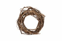 vine wreath, thin