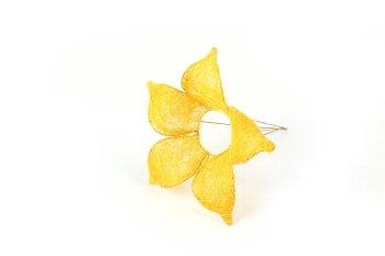 sisal holder,flower,maize,20cm