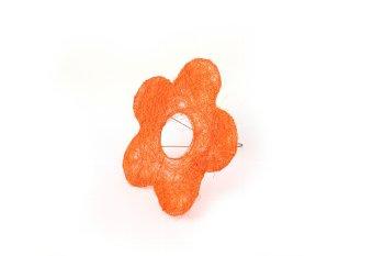 Sisal-Blumenmanschette