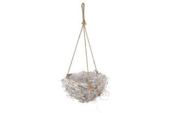 cotton tree root hanging basket