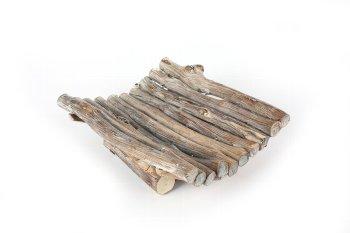 Holzstöckchen-Gesteckunterlage