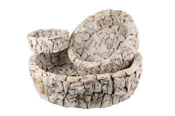root break bowl, wide rim