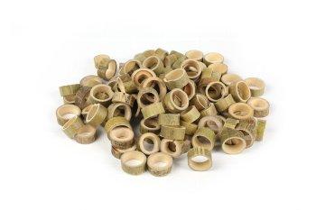 Bambus-Ringe