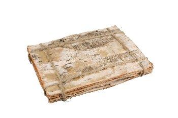 birch bark board