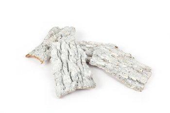 bark pieces in bag