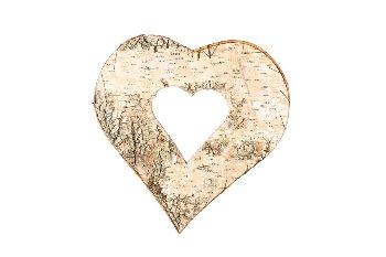 birch heart,open,10cm