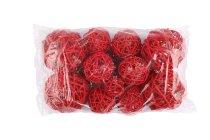 rattan balls,20pcs.