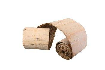 birch bark band, onesided