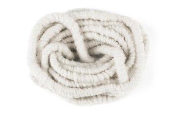 wool ribbon, thin (3-4mm)