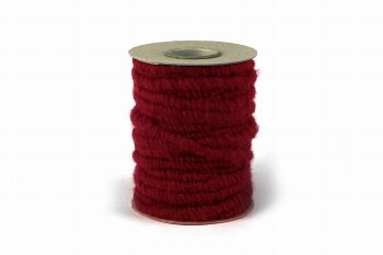 wool ribbon on reel,middle(10-12mm)