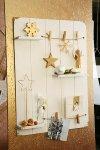straw stars, 27pcs/box, assort.